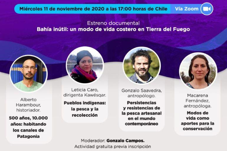 Seminario abordará la vulnerabilidad de los modos de vida costeros en Chile