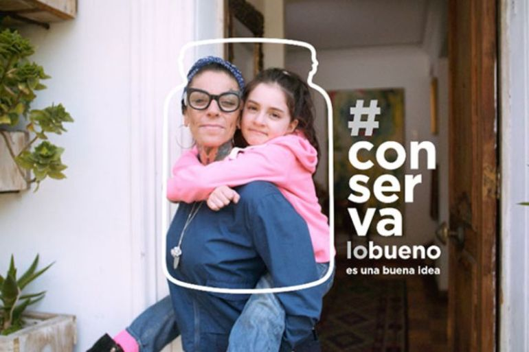 """""""Conserva lo Bueno"""": La iniciativa impulsada por la causa Elige Vidrio que te invita a reflexionar sobre este 2020"""