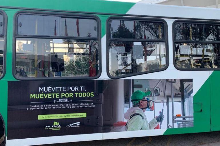 MTT, Mutual de Seguridad y Empresa Vule presentan campaña que promueve el autocuidado para evitar el coronavirus