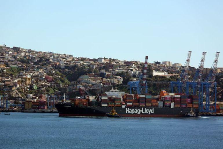 Empresa Portuaria Valparaíso publicó su séptimo Reporte de Sostenibilidad