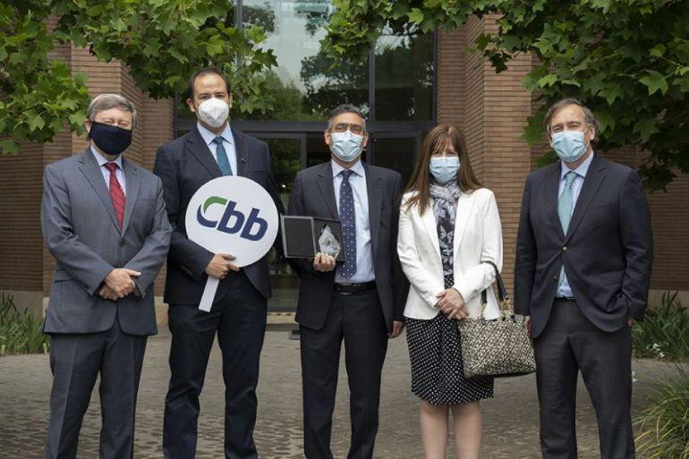 Cbb recibe dos importantes reconocimientos por innovación