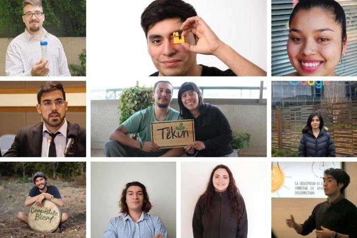 Conoce a los 10 ganadores de YANChile 2020