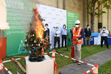 """Enel Distribución presentó campaña """"Navidad Segura 2020"""" y entregó recomendaciones para evitar accidentes eléctricos"""