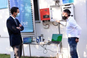 Pulse: el inédito servicio de Transelec que traza y certifica el origen renovable de la energía