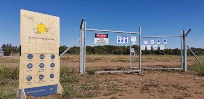Residuos en plantas solares: programa de Kyklos logra valorizar más de 17 mil kilos