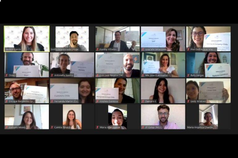 Pride Connection y empresas socias aunaron esfuerzos para desarrollar ciclo de mentorías corporativas en materia de D&I