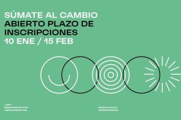 Premios Latinoamérica Verde: Inscribe tu proyecto en el festival socioambiental más importante de la región