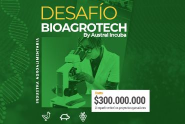 "Austral Incuba abre ""Desafíos de innovación abierta"": con foco en la industria salmonera e industria agroalimentaria"