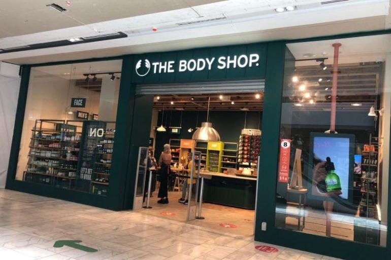 The Body Shop: presenta un nuevo concepto de tienda sostenible en Mall Plaza Vespucio