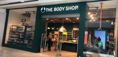 The Body Shop: presenta un nuevo concepto de tienda sostenible en Mall Plaza Vespucio