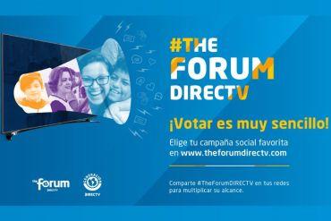 Este viernes cierran las votaciones para la 6ta edición del concurso the forum, que convoca y premia a ONGs de Chile y Latinoamérica