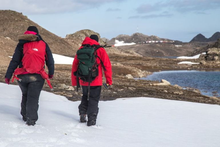 Convivencia antártica: lidiando con el trabajo extremo y la habitación confinada