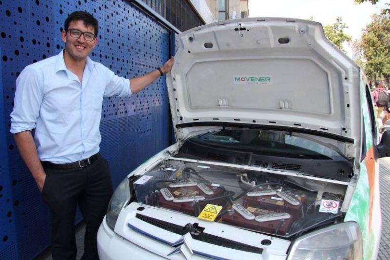 Movener: el emprendimiento que busca capacitar a mecánicos para convertir motores de combustión en eléctricos