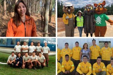 Las mujeres que lideran la prevención y combate de incendios rurales en el país