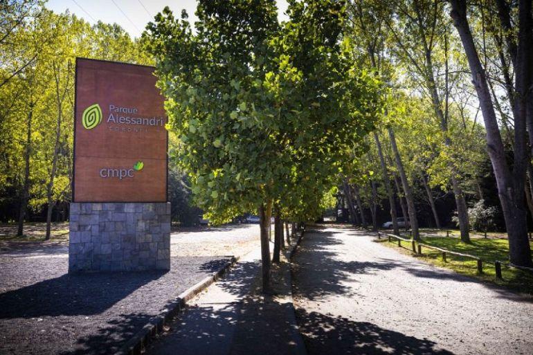Parque Alessandri se incorpora a la Red de Centros de Educación Ambiental de Chile