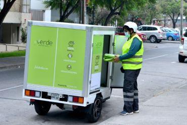 Falabella Retail estrena vehículos eléctricos en su servicio de delivery