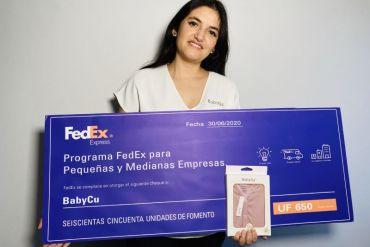 FedEx lanza programa para ayudar a las Pequeñas y Medianas Empresas en Chile