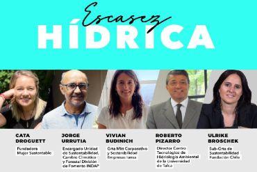 """""""Encuentro Mujer Sustentable: Escasez Hídrica"""""""