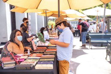 Presencial y gratuita: Llega la segunda edición de Mercado de Libros