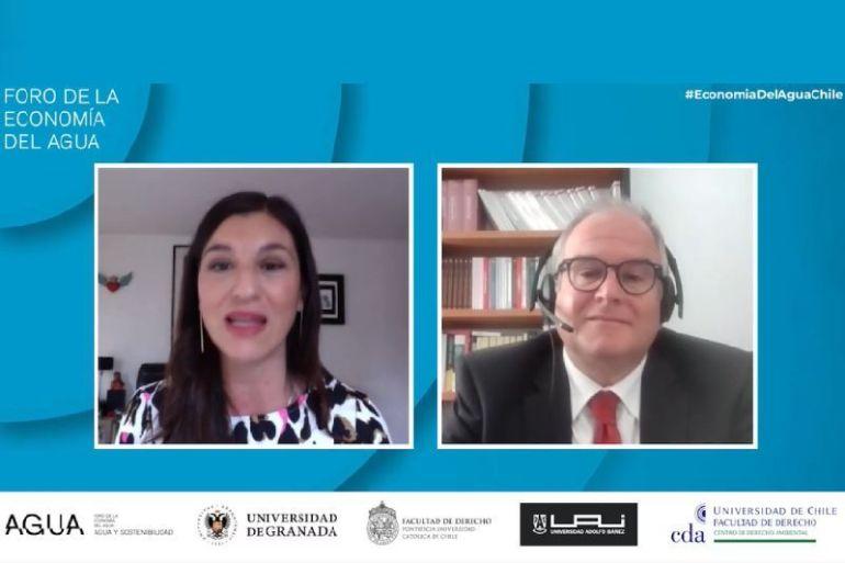 Foro de la Economía del Agua aterrizó en Chile para abordar los principales desafíos de América Latina en materia hídrica