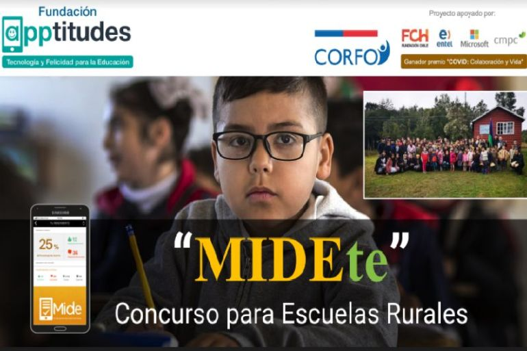 MIDE: Innovadora aplicación potencia educación para escuelas rurales sin necesidad de internet