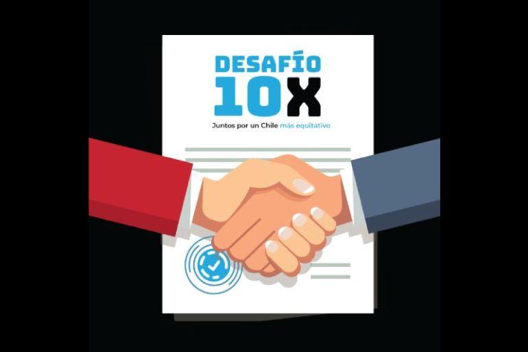 Desafío 10X realiza búsqueda de nuevos Asociados Activos para fortalecer su plataforma que incentiva la mejora de los sueldos de los trabajadores