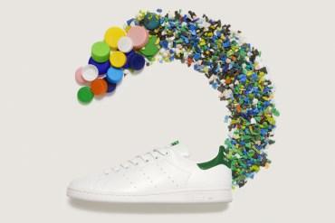 adidas Originals lanza la colección Stan Smith, Forever con materiales reciclados y estampados inspirados en el planeta tierra