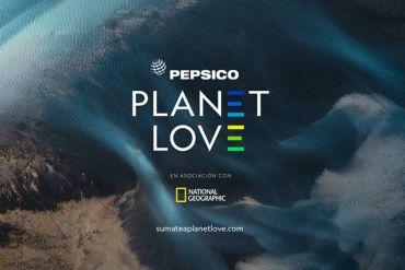 PepsiCo une esfuerzos con National Geographic para lanzar la campaña de sustentabilidad Planet Love en el Día de la Tierra