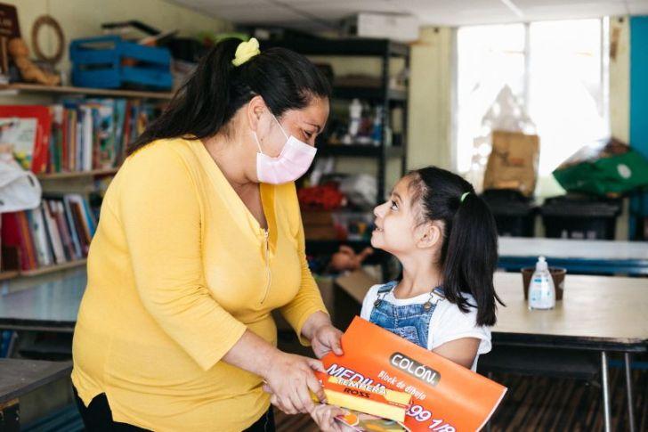 Casi el 90% de los proyectos del Fondo de Respuesta Comunitaria se centraron en alimentación, agua y suministros para enfrentar la crisis sanitaria del COVID-19