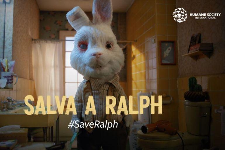 Save Ralph: El cortometraje animado para Humane Society International que une a personajes de Hollywood para la campaña mundial que busca prohibir las pruebas cosméticas en animales