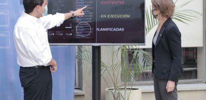 Lanzan moderno visor territorial con información detallada para usuarios de Ciclovías