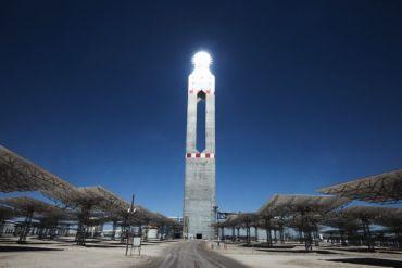 Cerro Dominador realiza exitosa sincronización de su planta CSP al sistema eléctrico chileno