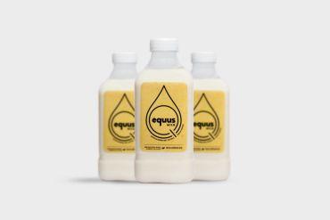 Equus Milk: Emprendimiento familiar de Chiloé busca combatir alergias alimentarias con leche de burra