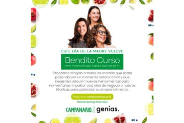 Campanario lanza concurso para apoyar a mamás emprendedoras