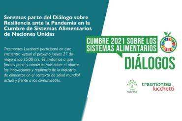 Chile Crece Sano invita a diálogo sobre cumbre de los sistemas alimentarios de Naciones Unidas
