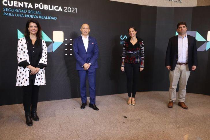 Caja Los Andes refuerza su compromiso de avanzar hacia un nuevo modelo de seguridad social
