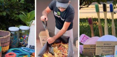 Tres startups de la Incubadora Santiago Innova (ISI) que se alinean con la Ley de Reciclaje
