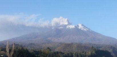 Inédita investigación reveló efectos del volcán Calbuco sobre los mares de la Patagonia