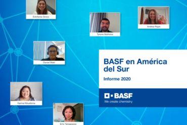 BASF publica el Informe Anual de Sostenibilidad 2020