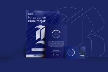 Banco de Chile lanza bolsas compostables y tarjetas de plástico reciclado como parte de nuevo kit sustentable para sus clientes