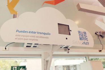 Grupo Air: nuevas soluciones sanitizadoras para una vuelta segura al trabajo