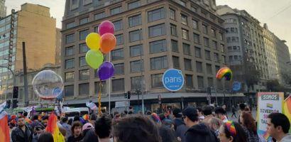 Por tercer año consecutivo: Paris recibe el premio Pride Connection