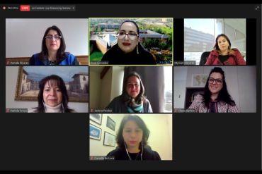Conversatorio destaca el rol de la mujer en el sistema logístico portuario de Valparaíso