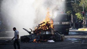 Noticias del mundo Turquía bombardeo objetivos kurdos