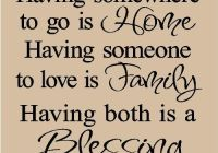 Quotes love for the family