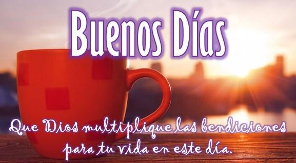 Imagen Con Frase Cristiana De Buenos Días Fotos De Amor