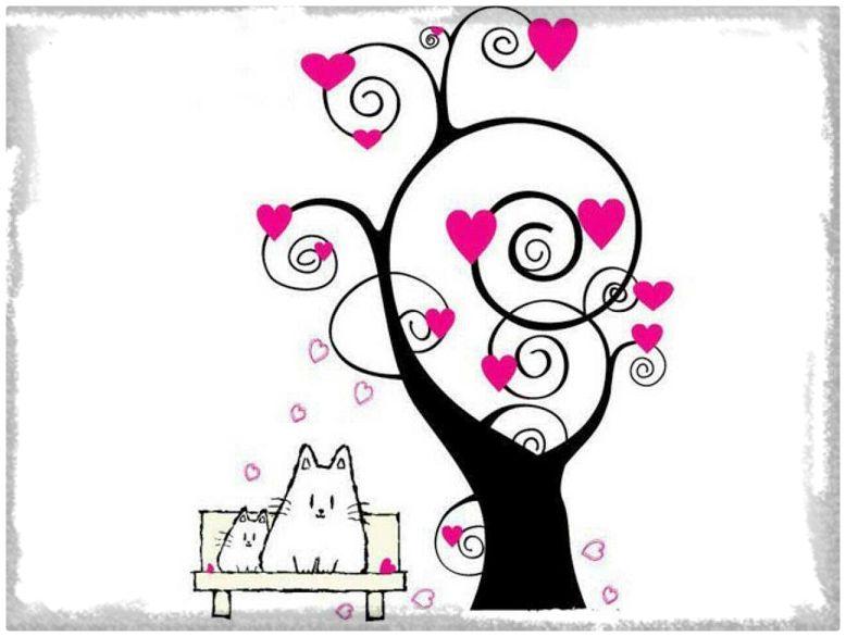 Dibujos De Amor Romanticos Faciles De Dibujar Fotos De