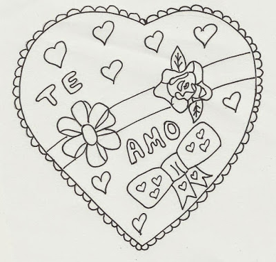 Imagenes De Amor Dibujos Animados Lapiz Faciles