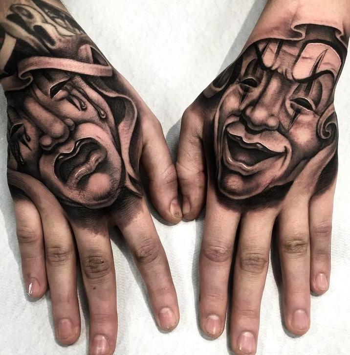 Tatuajes En La Mano Para Hombres 6 Fotos De Amor Imagenes De Amor