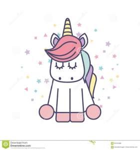 icono-lindo-de-dibujo-del-unicornio-83152088